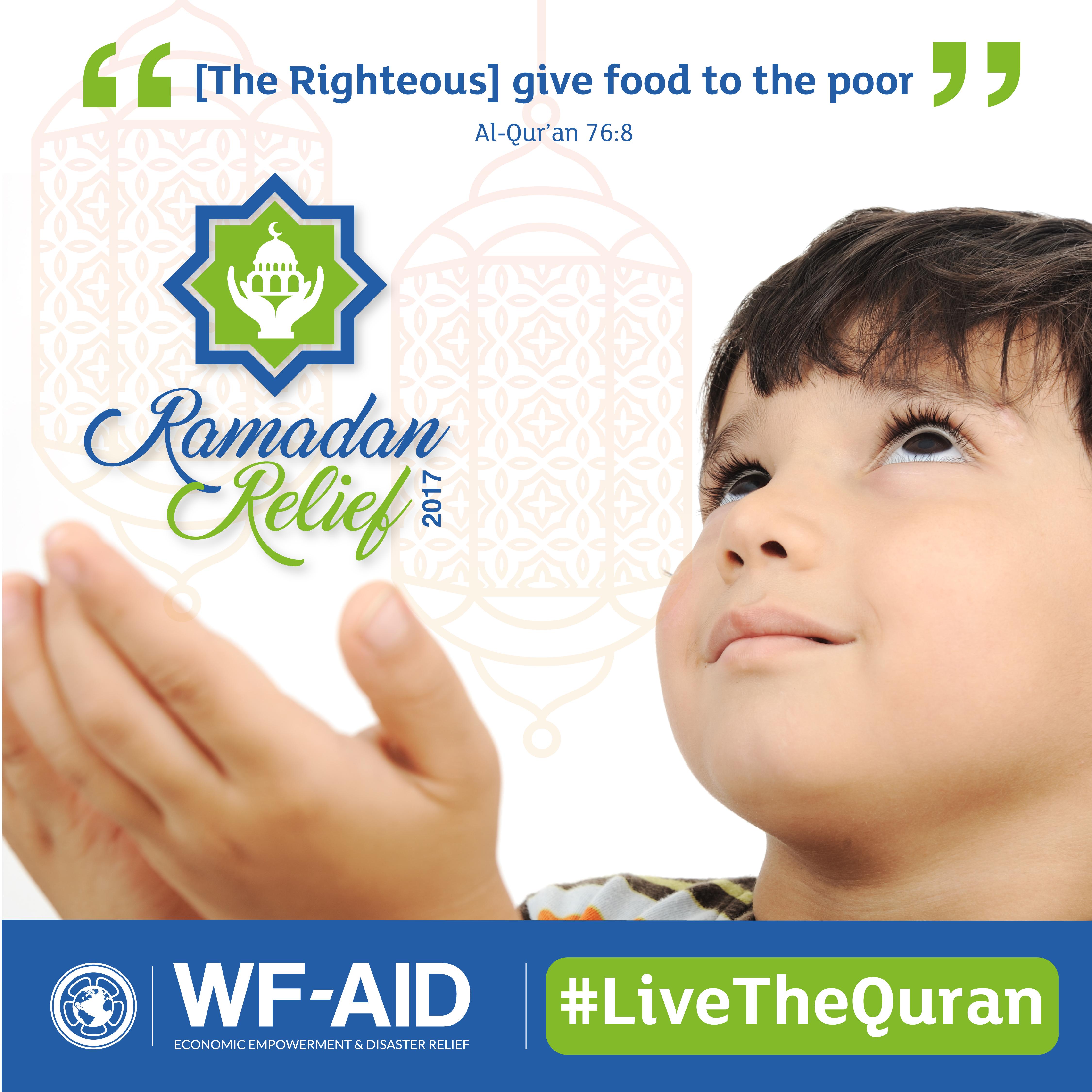 Ramadan Relief 2016 Report