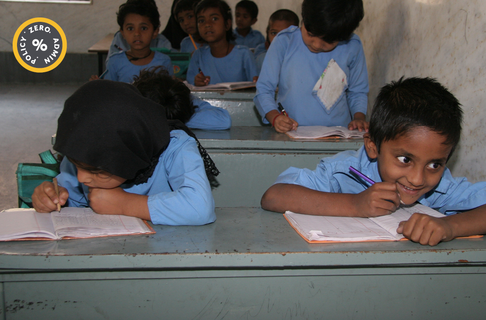 Zainabiya Child Sponsorship Scheme