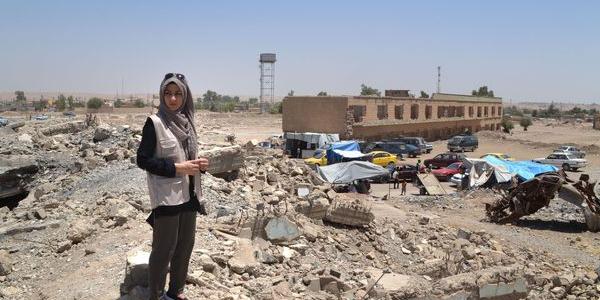 Madiha in Mosul