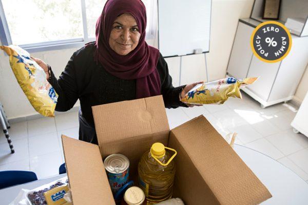 Ramadan food packs