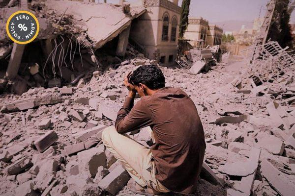 Yemen the forgotten war