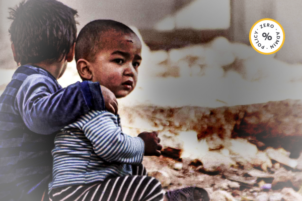 Hundreds of Syrian families need your help