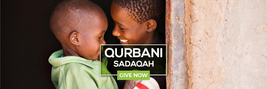 Qurbani Sadaqah