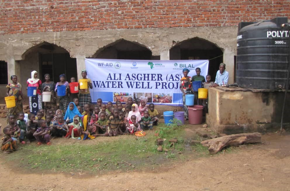 Your Impact: Solar Powered Wells in Tanzania