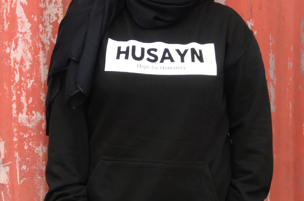 Hoodies and T-shirts for Syria